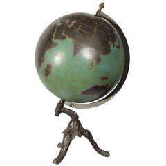 A Large World Globe