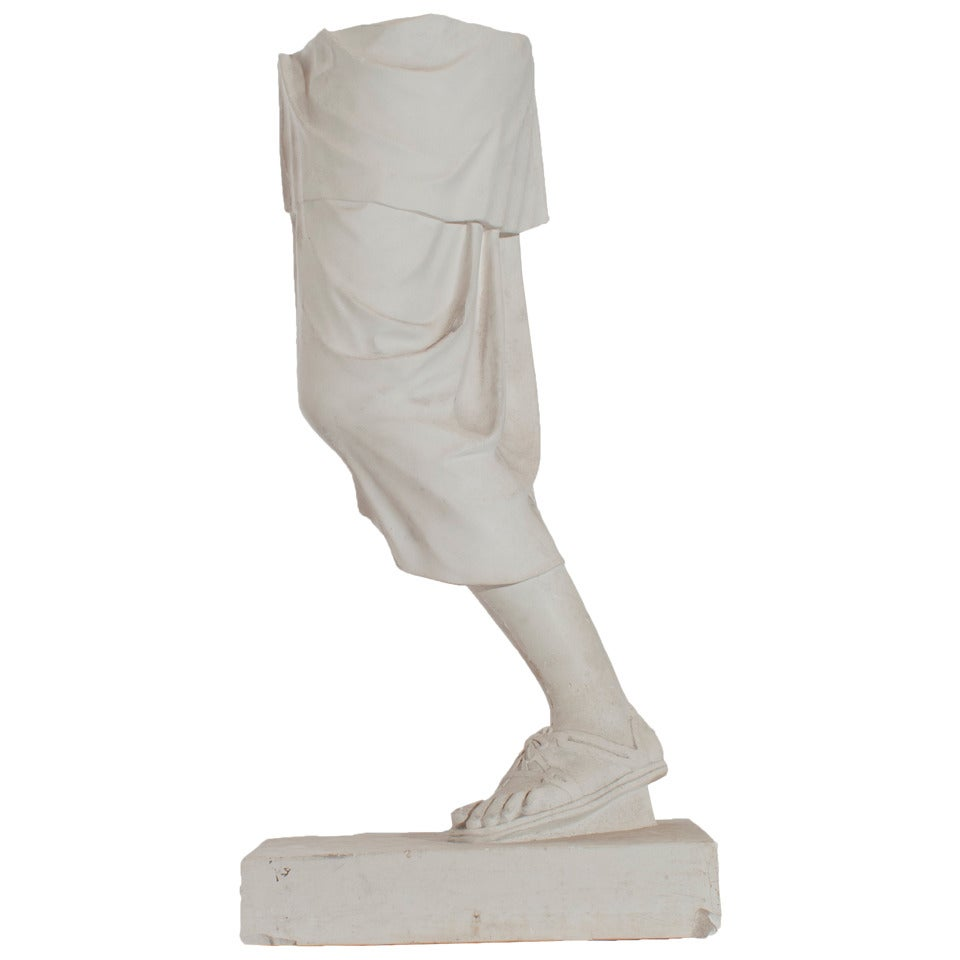Plaster Model of a Copy of a Roman Antiquities