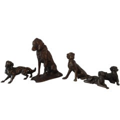 Cast Iron Dogs priced individually