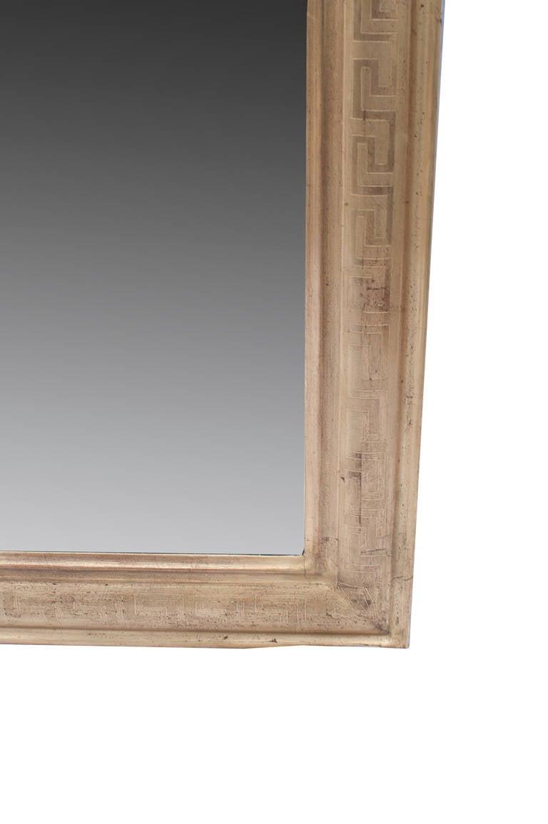Gilt Louis Philippe Mirror 3