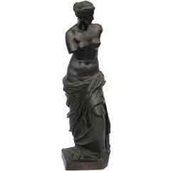 Bronze Sculpture of Venus de Milo