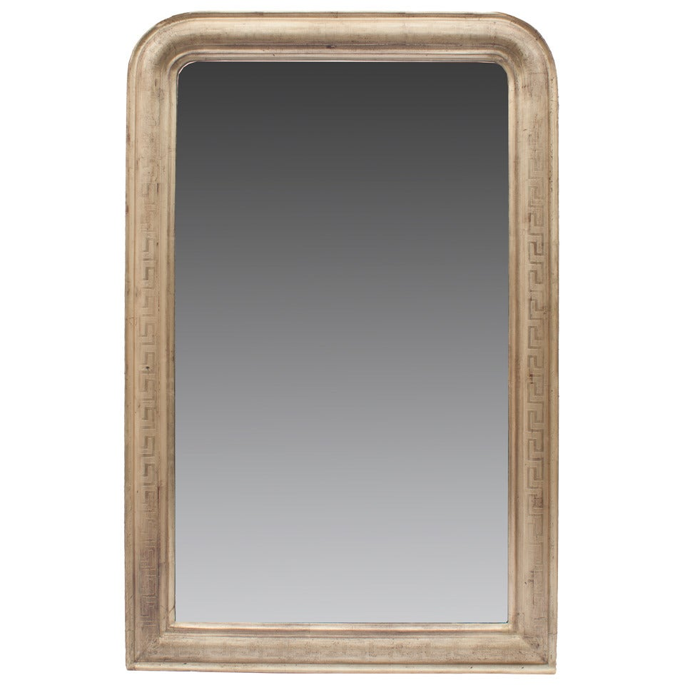 Gilt Louis Philippe Mirror For Sale