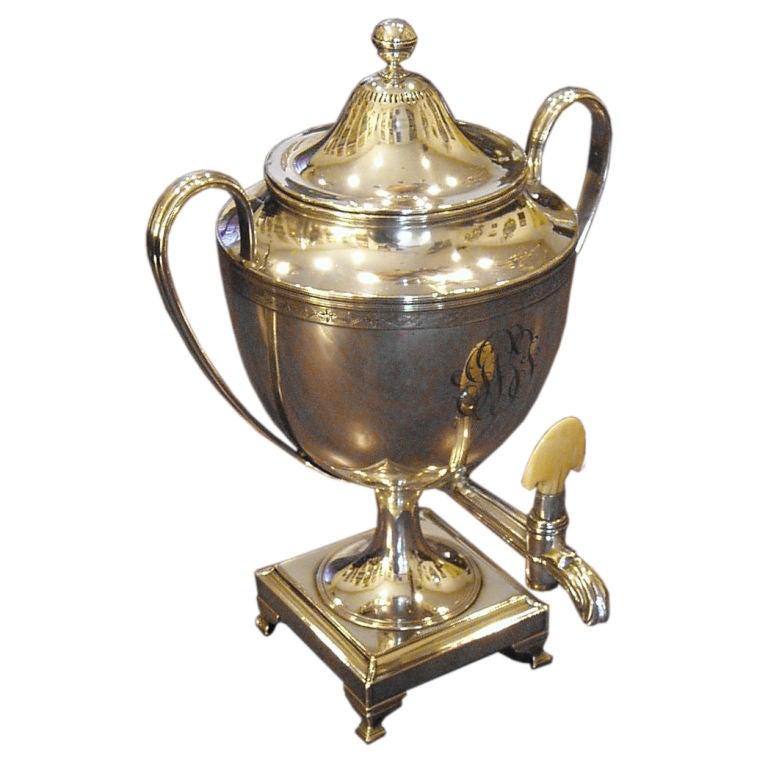 1STDIBS.COM - Spurgeon Lewis Antiques - Petite Neo-Classic Urn