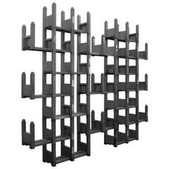 Modular Industrial Shelving