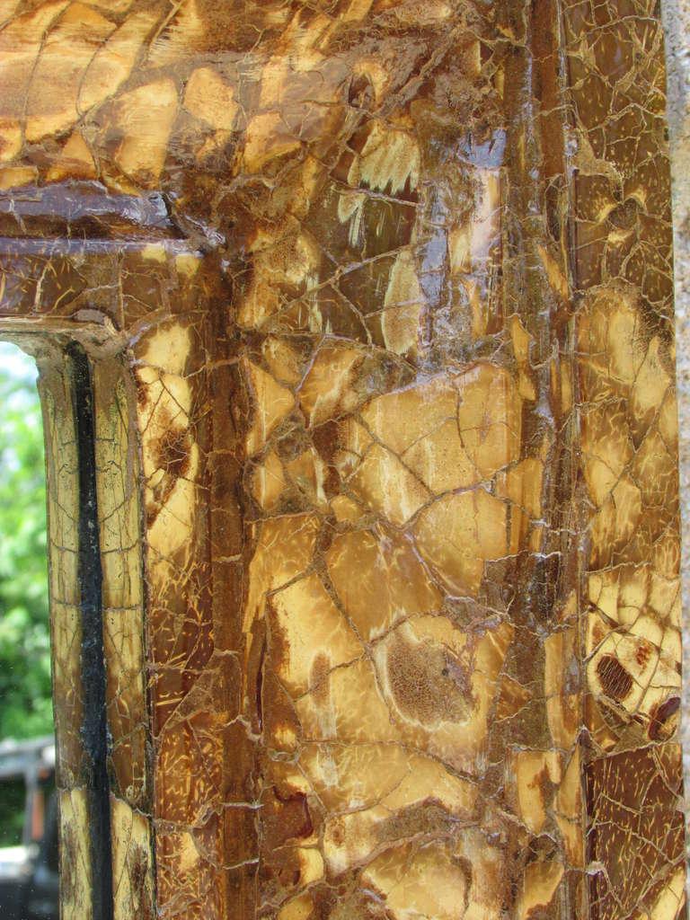 Coconut Shell Mirror 8