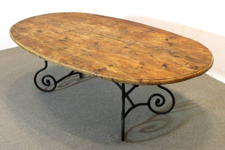 Country Dining Table 6