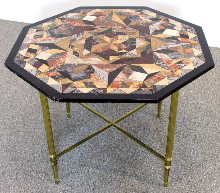 Pietra Dura Specimen Table 2