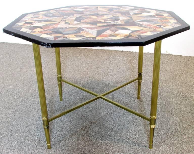 Pietra Dura Specimen Table 3