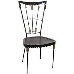 Arrow Chair by Tomaso Buzzi