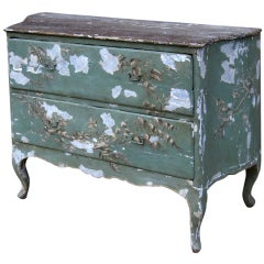 Painted Italian Commode