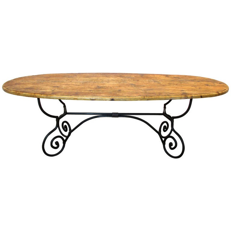 Country Dining Table 1