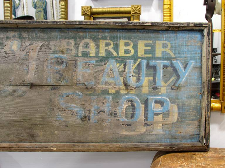 Beauty Shop Trade Sign 8