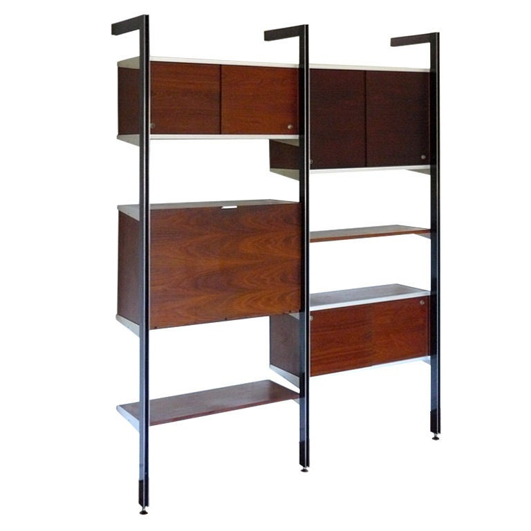 George Nelson For Herman Miller Css Wall Mount Storage