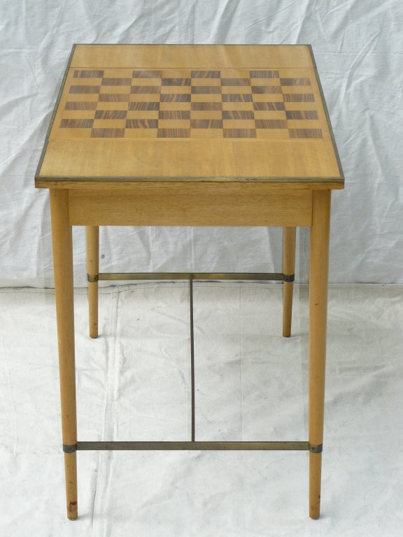 Paul McCobb for H Sacks & Sons Reversible Top Game Table image 6