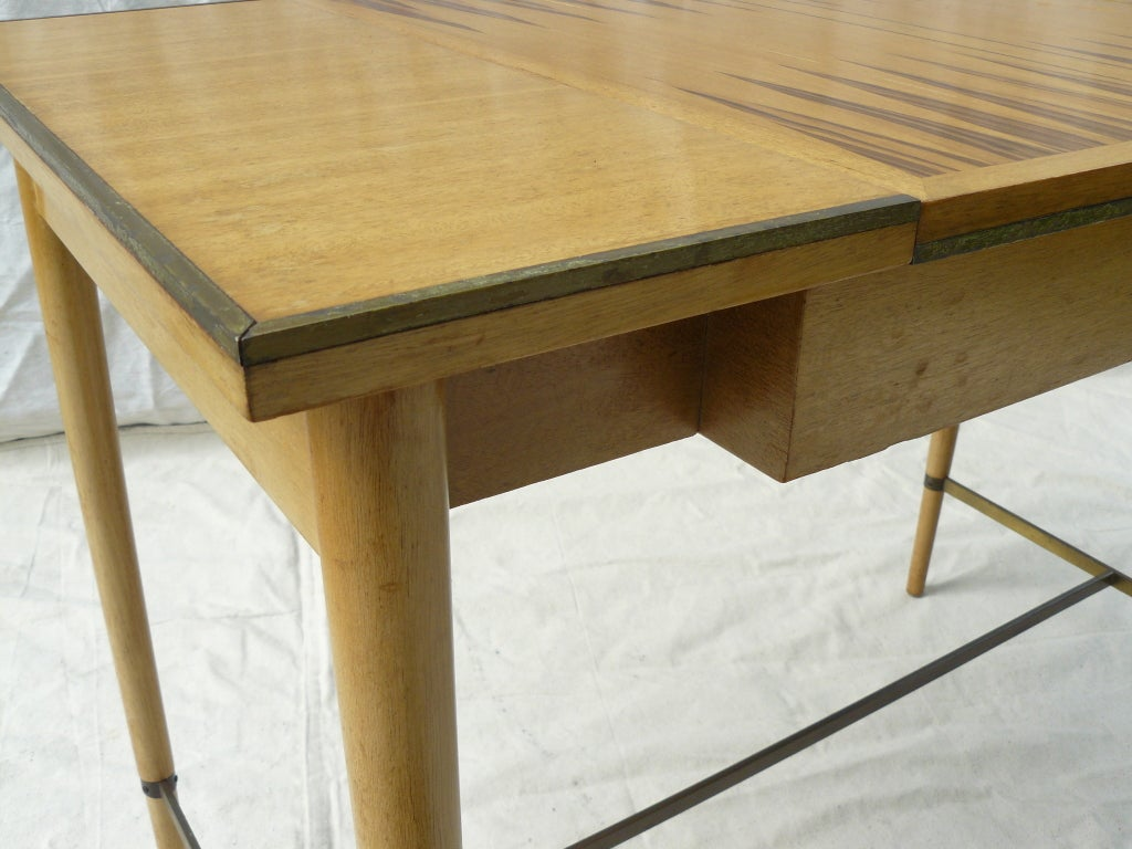 Paul McCobb for H Sacks & Sons Reversible Top Game Table image 9