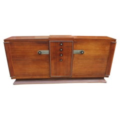 French Art Deco Masterpiece Sideboard / Buffet by Dominique, circa 1938