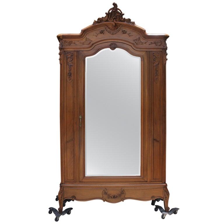 Xxx 8708 1348847780 - French style armoire wardrobe ...