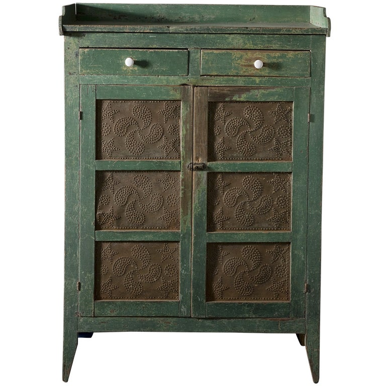 Green Pie Safe At 1stdibs