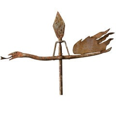 Serpent Weathervane