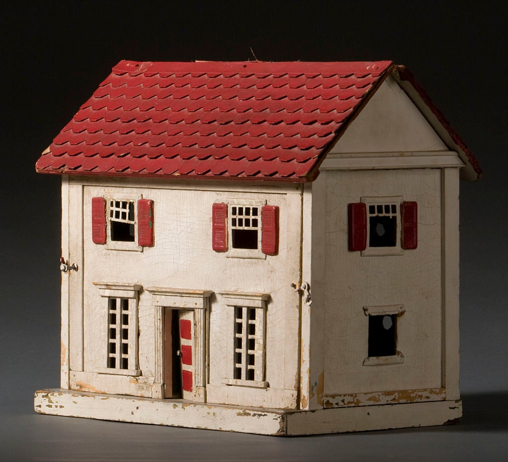 Vintage doll house for sale at 1stdibs for House furniture for sale