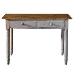 1880-1890 Farm Table