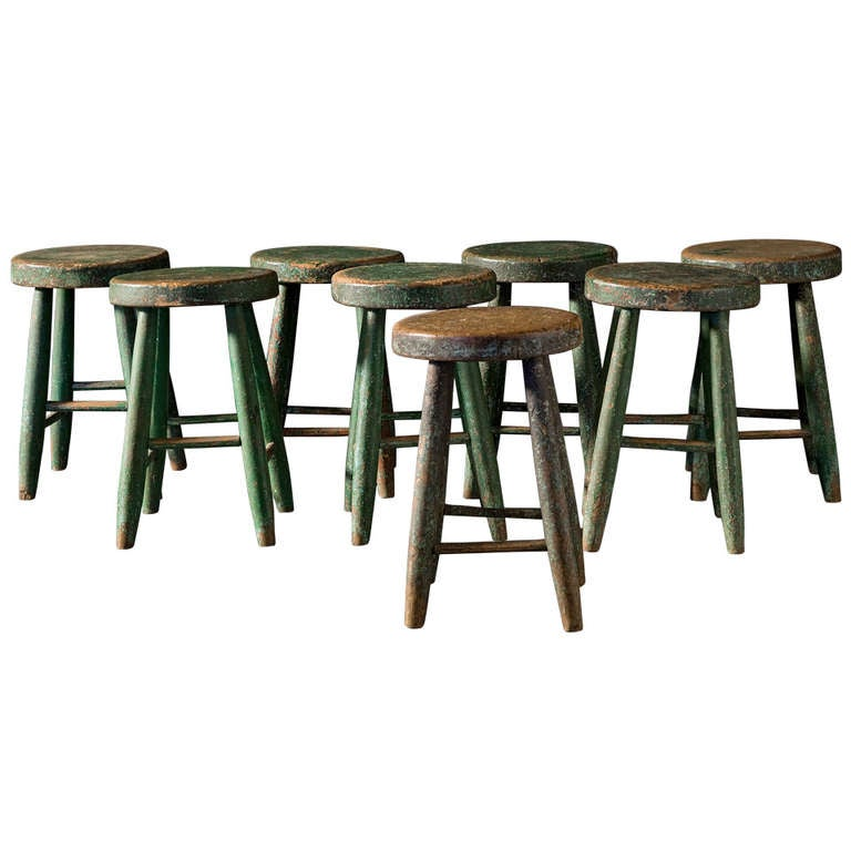 Windsor Stools At 1stdibs