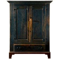 Beautiful Teal Armoire