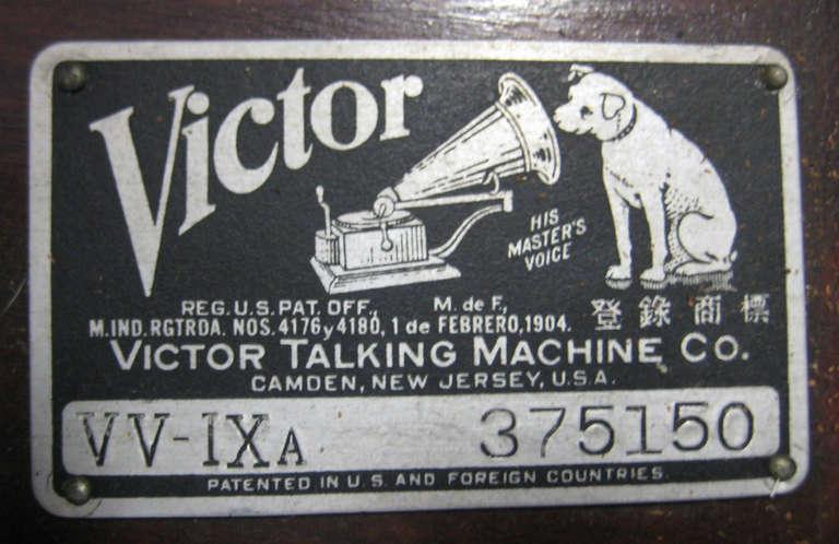 victor talking machine co
