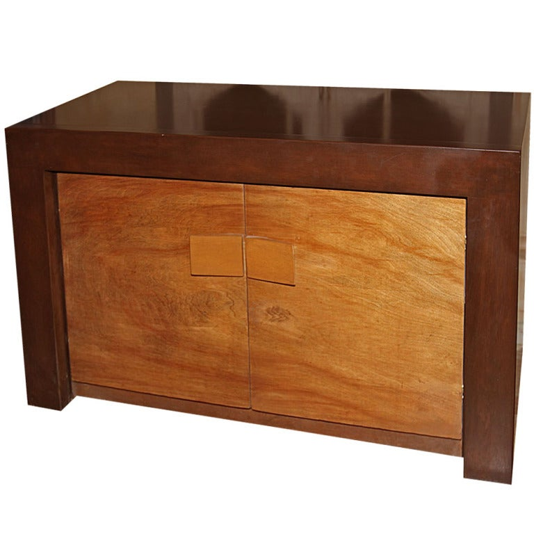 Mid century console that converts into table and or desk at 1stdibs - Console table converts to dining table ...