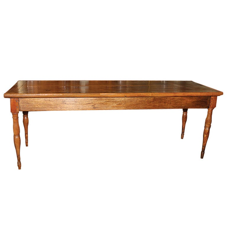 Italian Walnut Top Table WFrench Directoire Legs at 1stdibs : XXX8713130555510111 from www.1stdibs.com size 768 x 768 jpeg 27kB