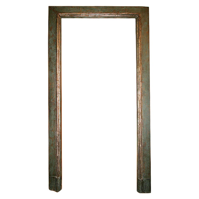 Late 17th C Italian Neapolitan Door Frame At 1stdibs