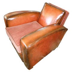 Fantastic Rare Art Deco French 3 piece Streamline Sofa Suite