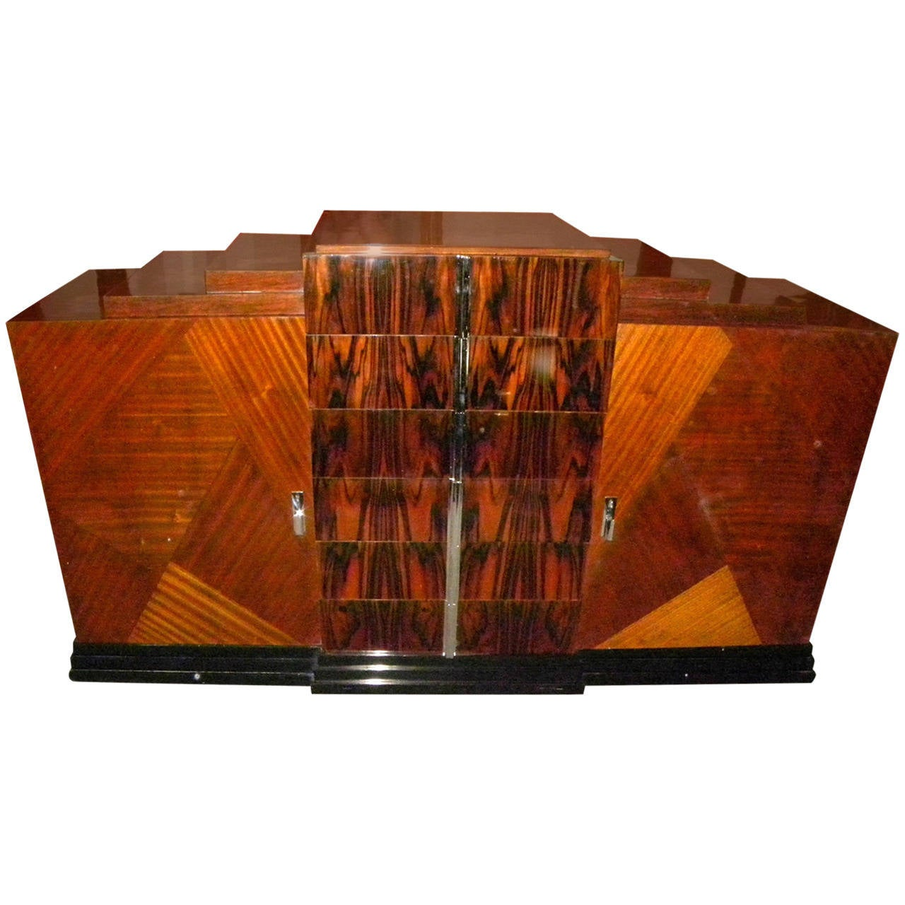 french art deco dining suite exotic wood 1 art deco dining suite
