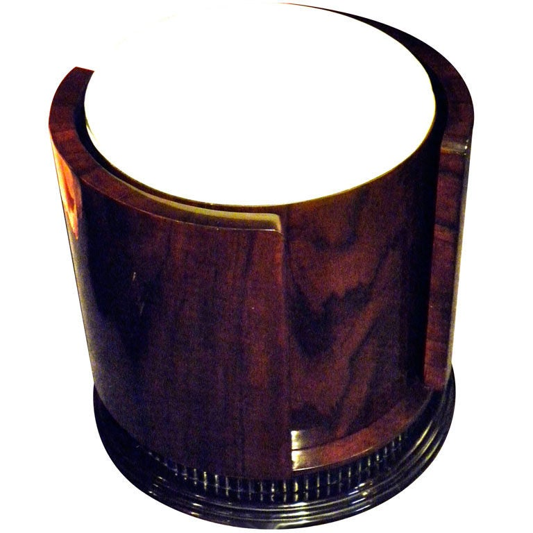 Art Deco Vanity Stool