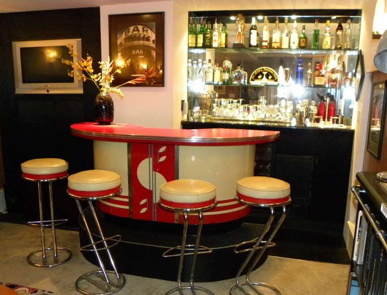 Modern bar art