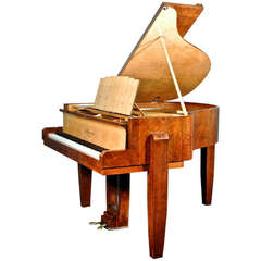 French Art Deco Piano by Gaveau in the Manner of Dominique, circa 1930s