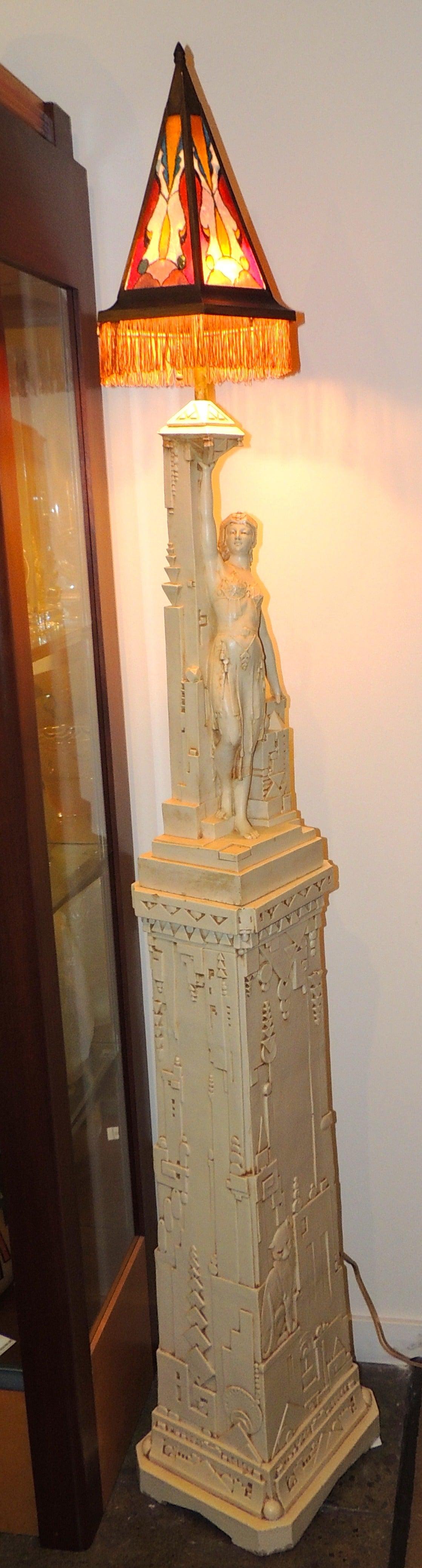 encontros designer statue arturo del figures floor alvarez pin lamp salone lamps