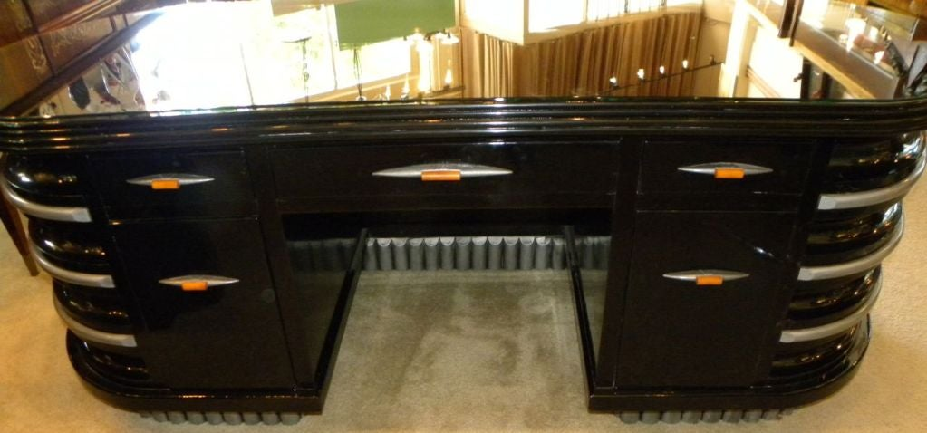 art deco office desk.  office spectacular hollywood producer art deco desk 1930u0027s harry cohn 2 throughout office s