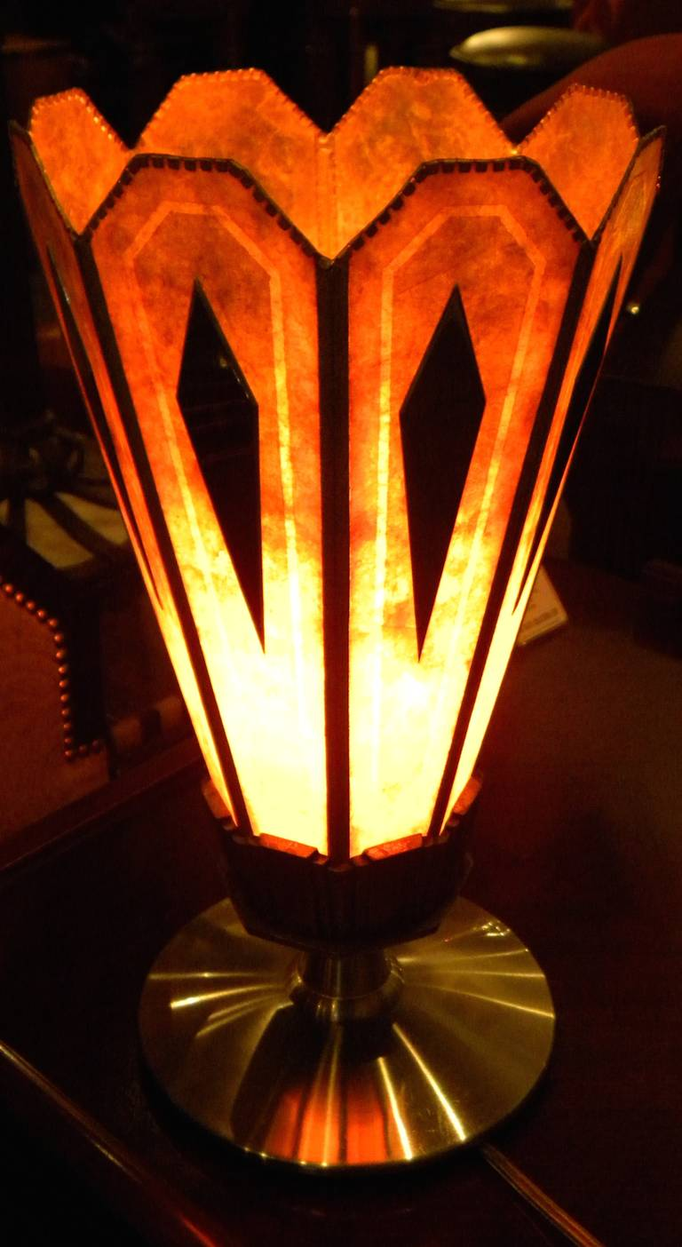 Art Deco Movie Theater Sconces Torchieres Table Lamps At