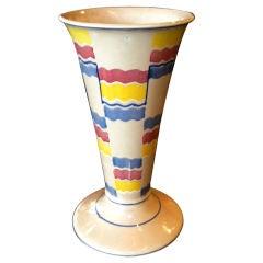 Exceptional Ceramic Vase by Eva Zeisel, 1930s