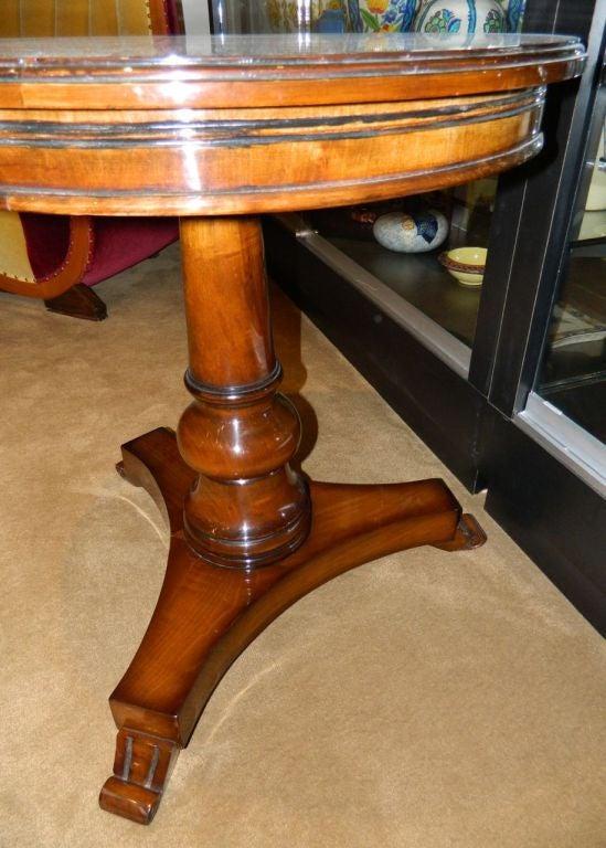 Unique Art Deco French Style Classic Entry Table Circa