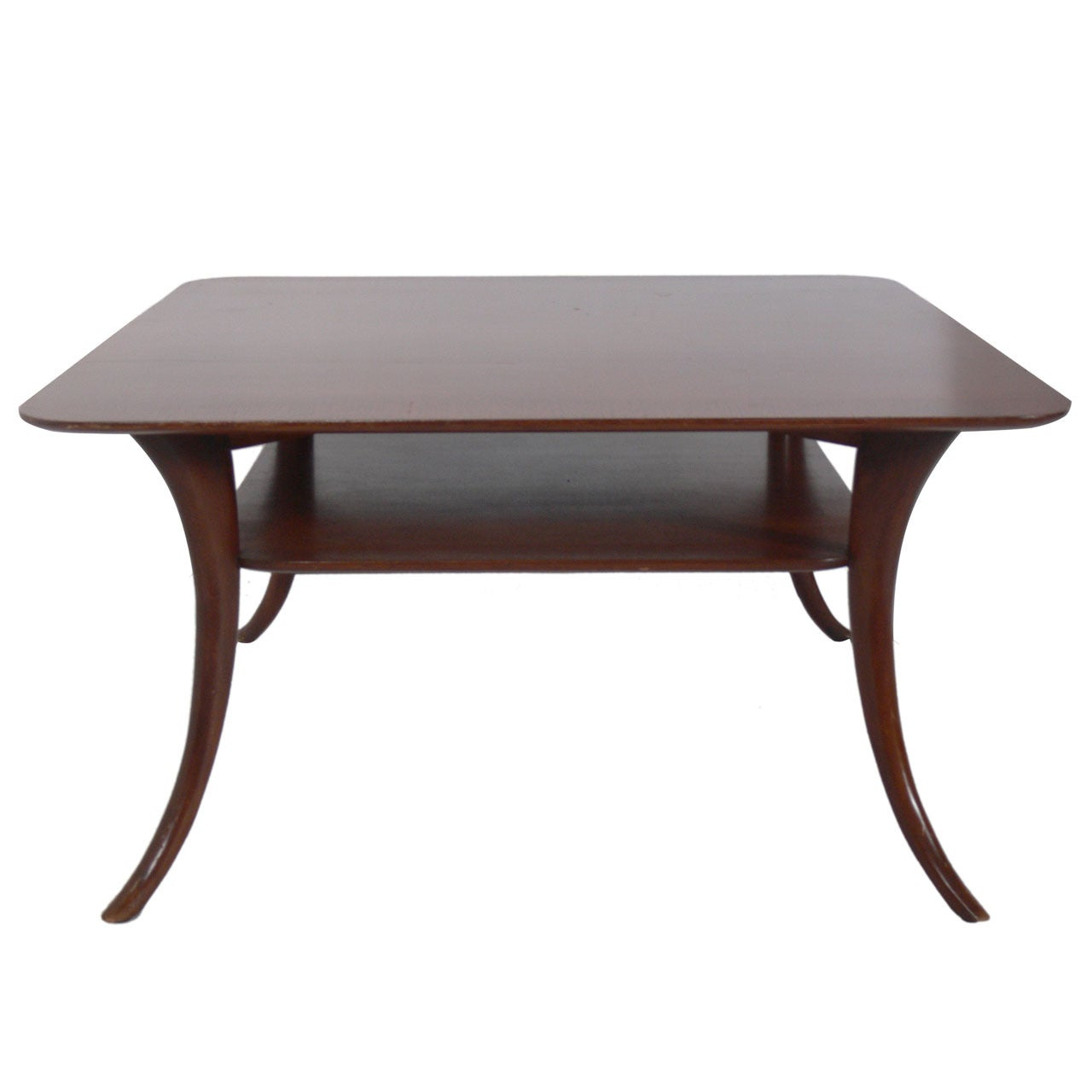 Elegant Coffee Table Designed by T.H. Robsjohn Gibbings
