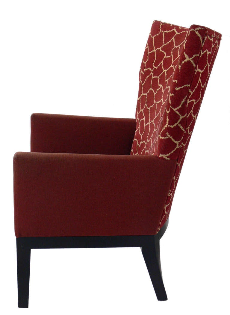Pair of Arm Chairs by Christian Liaigre at 1stdibs