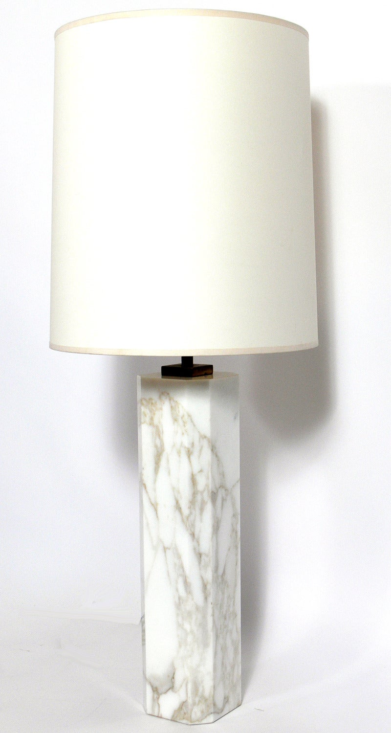lamp cone by rose marble the uniacke pin limited edition