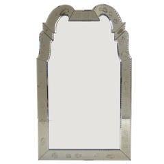Venetian Style Mirror, circa 1960s