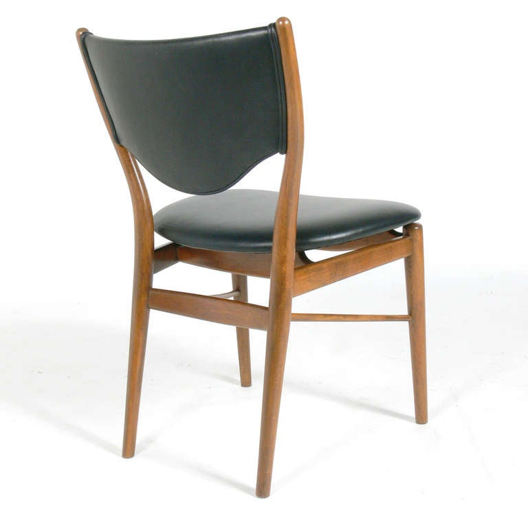 Danish modern desk chair by finn juhl for sale at 1stdibs for Modern chairs for sale