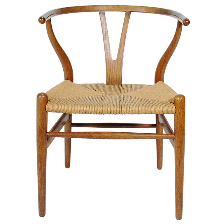 Hans Wegner Wishbone Dining Chairs Set of Twelve at 1stdibs