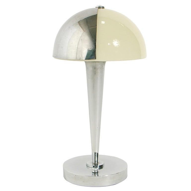 Art Deco Lamp by Jean Perzel