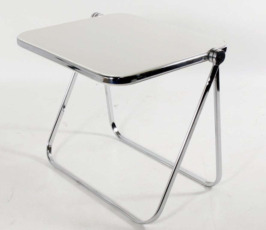 Castelli Quot Plia Quot Folding Desk And Chair At 1stdibs