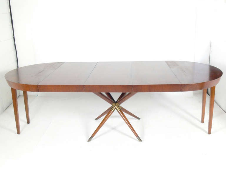 incredible italian dining table seats 4 10 people at 1stdibs
